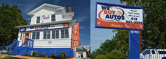 White-Marsh-cash-for-cars-car-buying-center